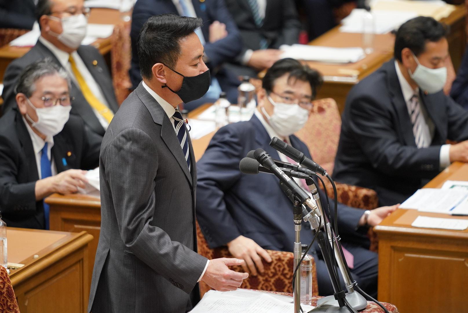 【衆予算委】前原代表代行が予算委員会で日本の外交防衛について質疑