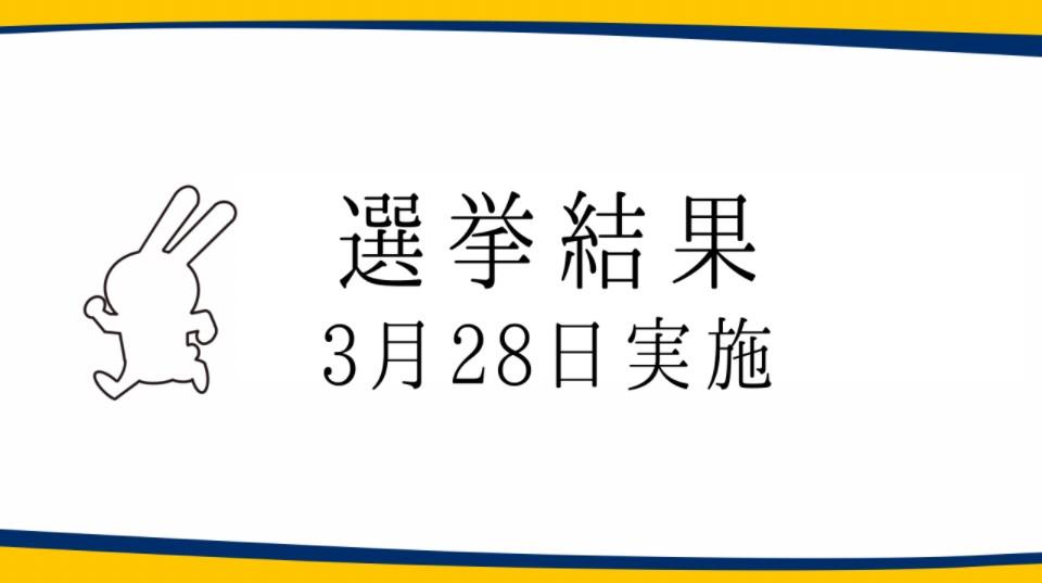 【選挙結果 3/28】諫早市議選、静岡市議選